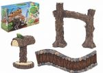 Fairy Garden Woodland Path 3 piece set